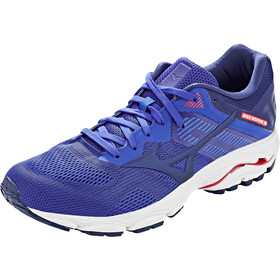 Mizuno Wave Inspire 16 Shoes Men, reflex blue/2768c/diva pink